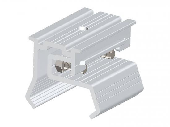 Roof brackets 2# solar panel mounting system
