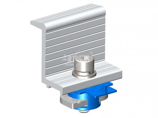 aluminum extrusion clamp